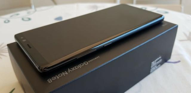Samsung note 8 preto 64gb