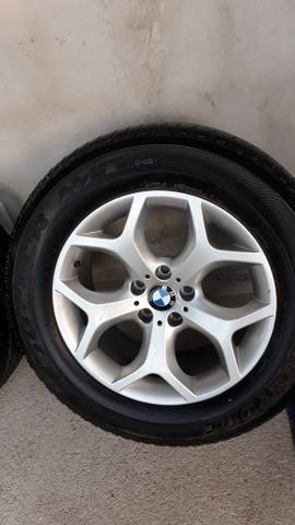 Jogos de rodas da BMW x5 original - Foto 6