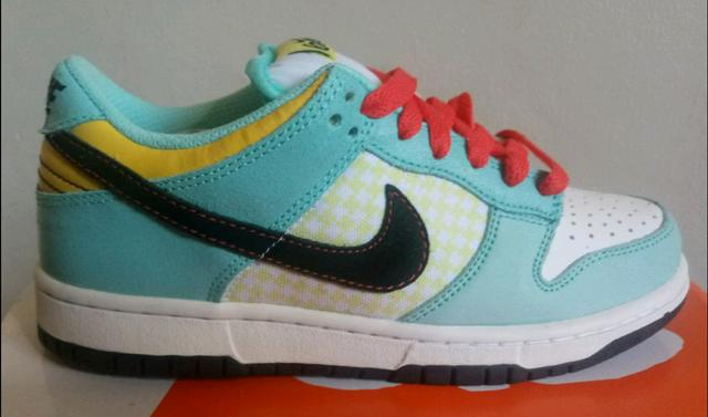 Wmns Nike Dunk Low 6.0