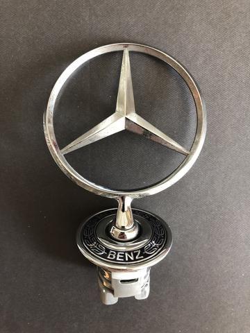 Símbolo capô original Mercedes Benz