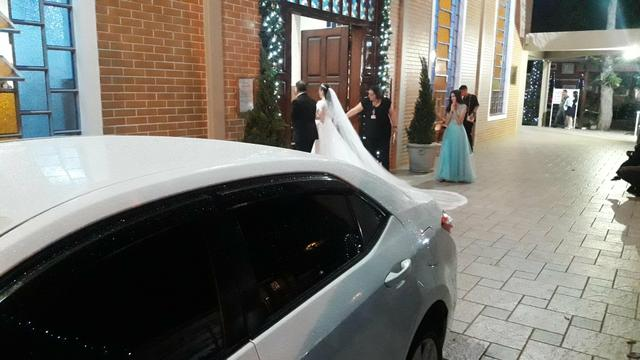 Carro da noiva - R$ 199,00