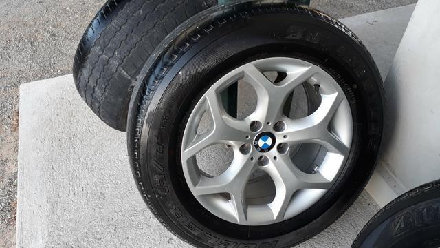 Jogos de rodas da BMW x5 original - Foto 4