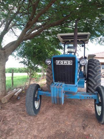 Trator 6 600