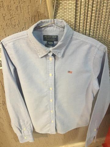 19a960503 Camisa feminina Polo jeans ralph Lauren original promoção - Roupas e ...