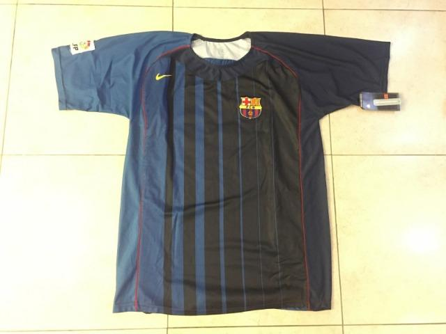 fe58a471748ba Camisa Barcelona 2004 Original Nike - Esportes e ginástica - Terra ...