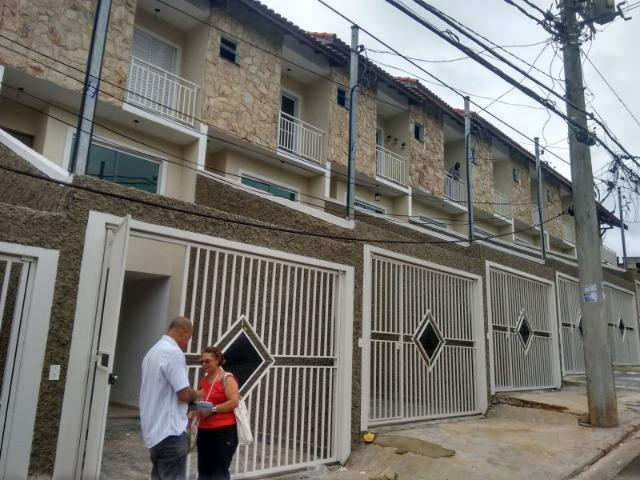 Sobrado 3 dormitórios bem localizado próximo ao dentro de Itaquera - Foto 9