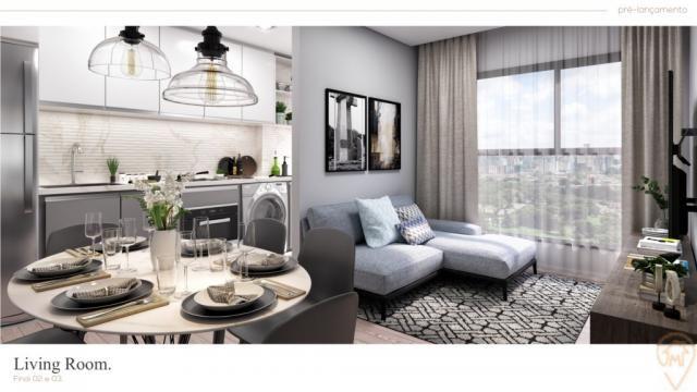 Apartamento à venda com 3 dormitórios em Bom jesus, Sao jose dos pinhais cod:90010.044 - Foto 3