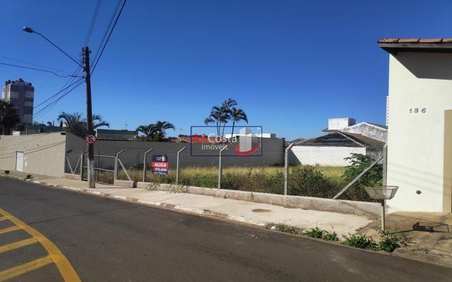Loteamento/condomínio para alugar em Sao jose, Franca cod:I08563 - Foto 3