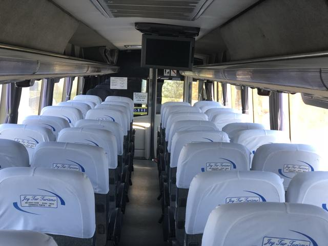 Ônibus Rodoviário VW 17230 EOD 09/09 - motor dianteiro - Foto 9