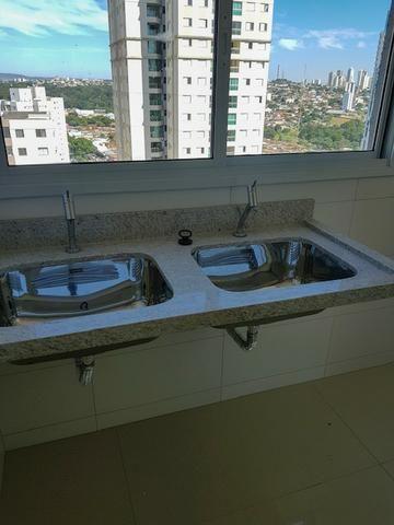 Apartamento 3 suítes, 2 garagens com 154m² no Setor Alto da Glória - Foto 8