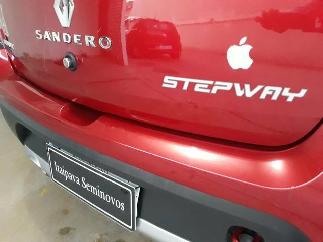 Sandero Stepway 2014 cambio mecânico 1.6/8 válvulas novíssimo! completo! - Foto 17