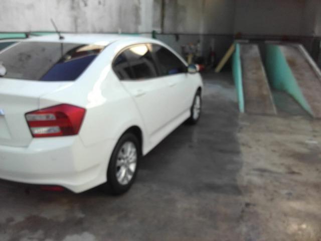 Honda City Branco 2013 - Foto 2