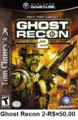 Ghost Recon 2 de Game Cube