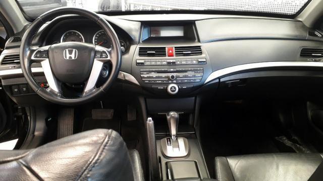 Honda Accord 3.5 Ex V6 automático completo - Foto 12