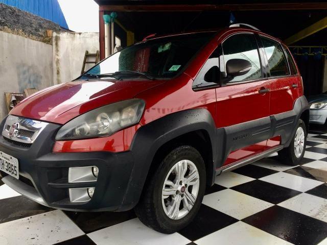 Fiat ideia 2011 1.8 adventure Flex 4 portas manual