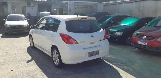 Nissan Tiida 1 .8 SL 2012 - Foto 4