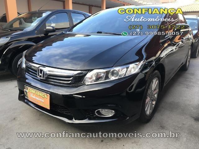 Honda / Civic Lxr 2.0 Aut - Foto 3