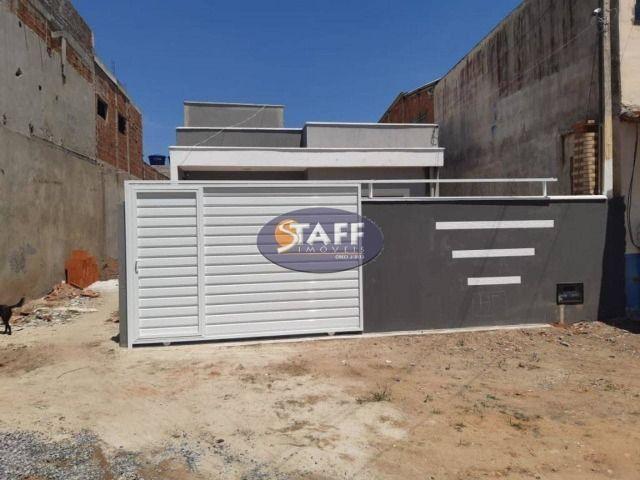 RRS:Lindas casa 2 quartos com área gourmet na planta em Unamar-Cabo Frio!! - Foto 7