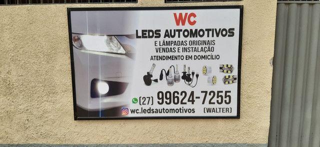 Super LED e ultra Led Todos os modelos, faço instalação - Foto 13