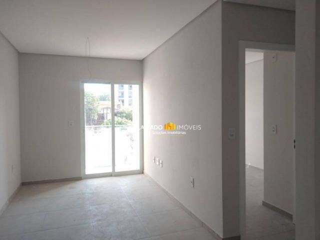 Apartamento com 2 dormitórios para alugar, 62 m² por R$ 825/mês - São Cristóvão - Lajeado/ - Foto 2