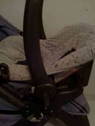 Carrinho e bebe conforto - Foto 6