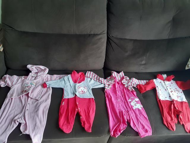 Barbada lote bebê menina R$ 150.00 - Foto 4