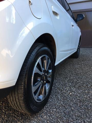 Vendo Chevrolet Onix 1.4 LTZ 2015 Impecável - Foto 4