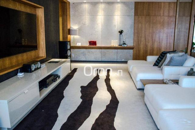 Apartamento com 5 dormitórios à venda, 488 m² por R$ 3.300.000,00 - Setor Nova Suiça - Goi - Foto 12
