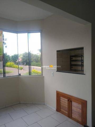 Apartamento com 2 dormitórios para alugar, 70 m² por R$ 800/mês - Alto do Parque - Lajeado - Foto 7