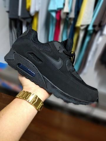 Nike air max Preto
