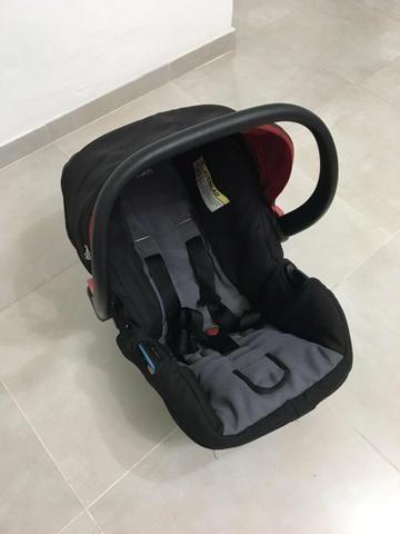 Carrinho, Bebê conforto e suporte de bebê conforto - Foto 4