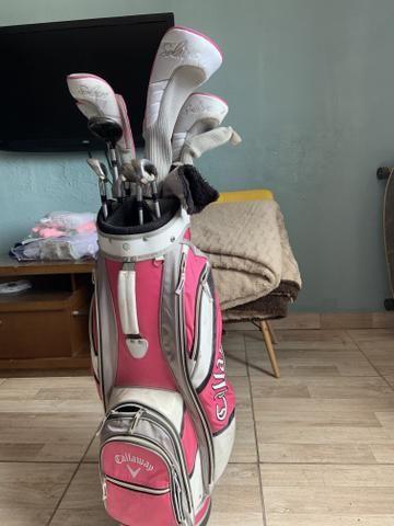 Bolsa de golfe!