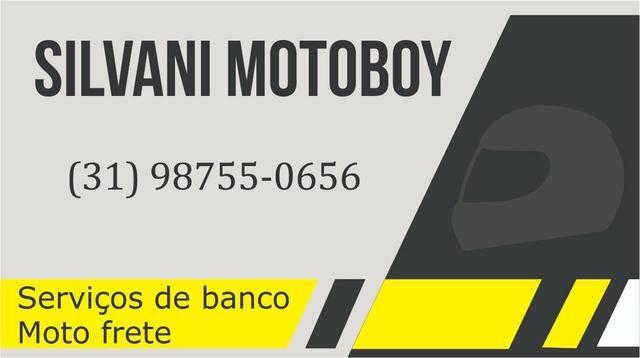Prestação de serviço de motoboy, horário de serviço dia e noite.regioes BH e região