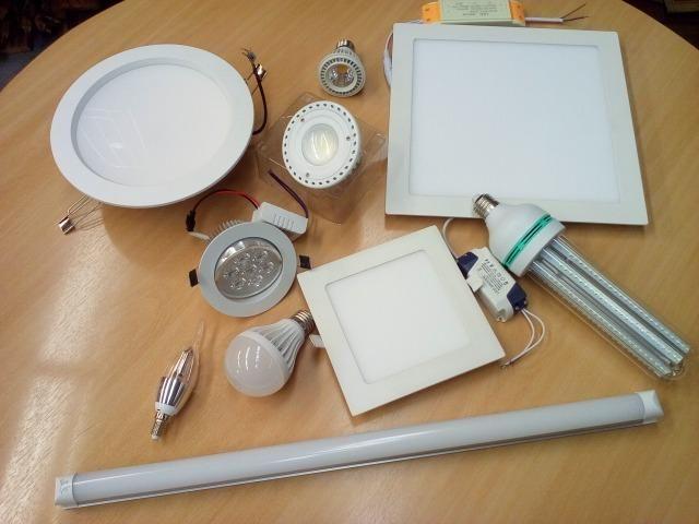 Lampadas led todos os tipos refletores etc - Foto 2