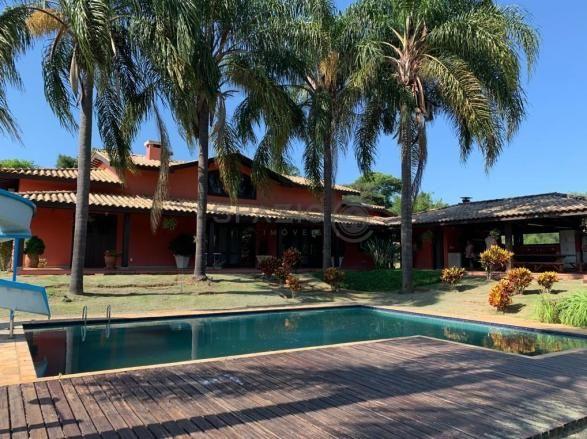 Chácara para alugar com 4 dormitórios em Guaripocaba, Bragança paulista cod:CH009604 - Foto 3