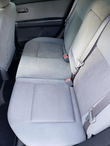 Nissan sentra (com gnv g5) automático ( finan.ent. 7 mil )aceito trocas - Foto 8