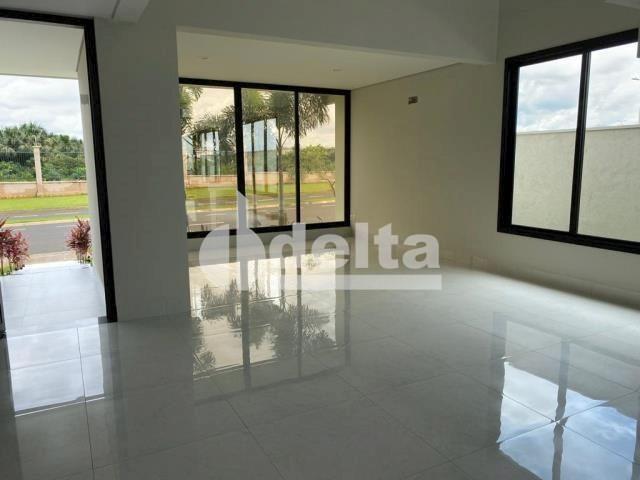 Casa de condomínio à venda com 3 dormitórios em Gávea, Uberlândia cod:33984 - Foto 9