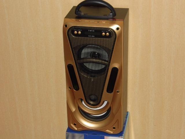 Linda caixa de som Inova 35cm usb fm som forte produto novo entregamos em Poa-rs