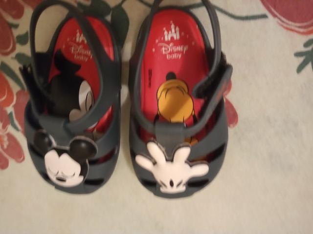 Lote de 7 calçados de menino - Foto 3