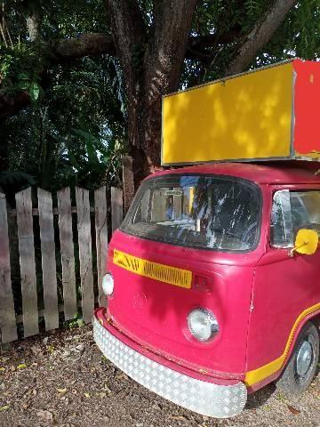 Kombi food truck, pronta pra uso. Leia. valor 9 mil só a vista - Foto 2