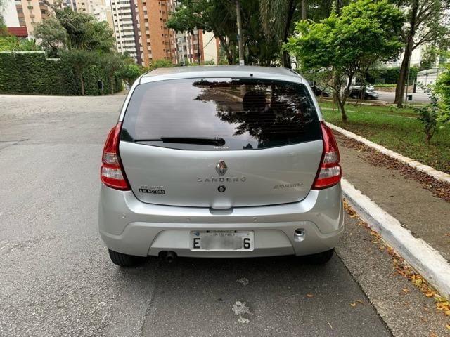 Renault Sandero automático, 70.000 km, única dona - Foto 6