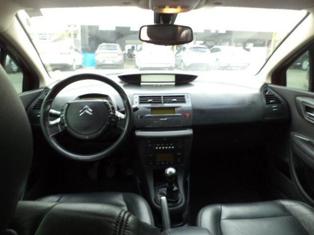 C4 2007/2008 2.0 EXCLUSIVE PALLAS 16V GASOLINA 4P AUTOMÁTICO - Foto 5