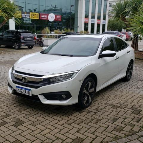 Honda Civic Touring / Top de linha / Impecável/ 27.000kms - Foto 2