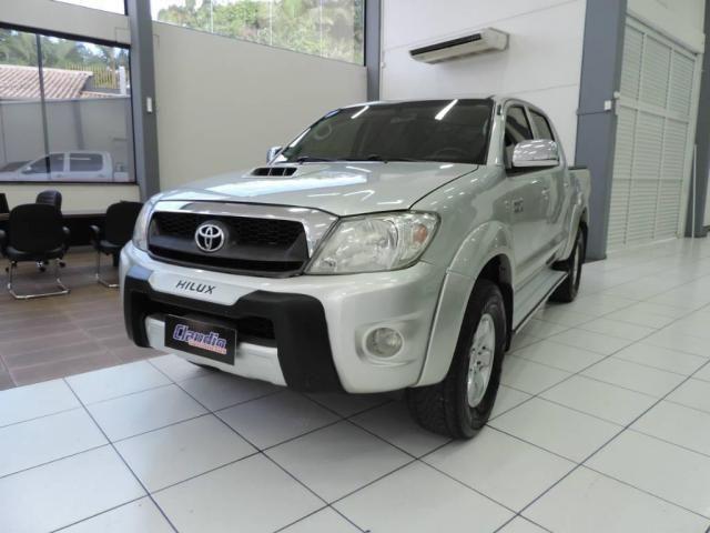 Toyota Hilux SRV CD 4X4 - Foto 2