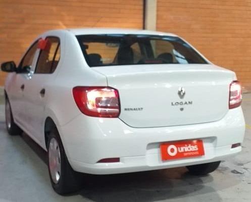 Ent+ 899,00!!!! Renault Logan Authentique ano 2018 1.0 completo!!!! - Foto 9