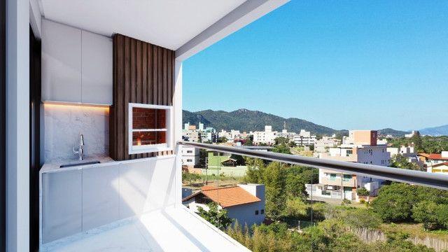 Apto, Apartamento em Bombas - Bombinhas - 2 Quartos, 1 Suíte