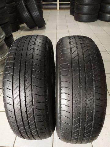 2 pneus 265 65 17 brigestone - Foto 2