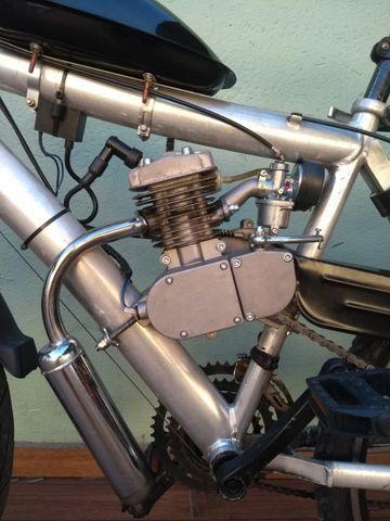 Bike com Motor Bicicleta Motorizada - Foto 2