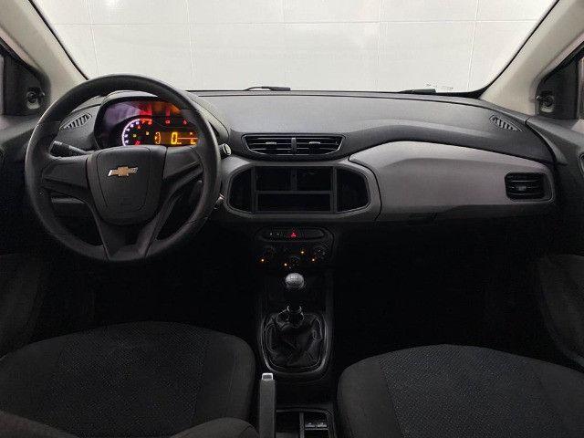 Chevrolet Onix Joy 1.0 2018- Comece a pagar daqui 90 dias - Foto 7