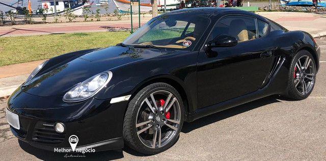 Porsche Cayman 2.7/2.9 265cv 2P Aut. Preta